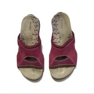 Merrell pesaro raspberry performance sandal